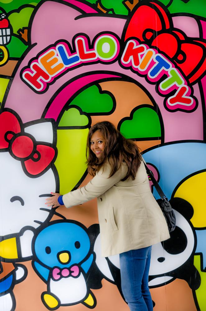 The Land of Hello Kitty!