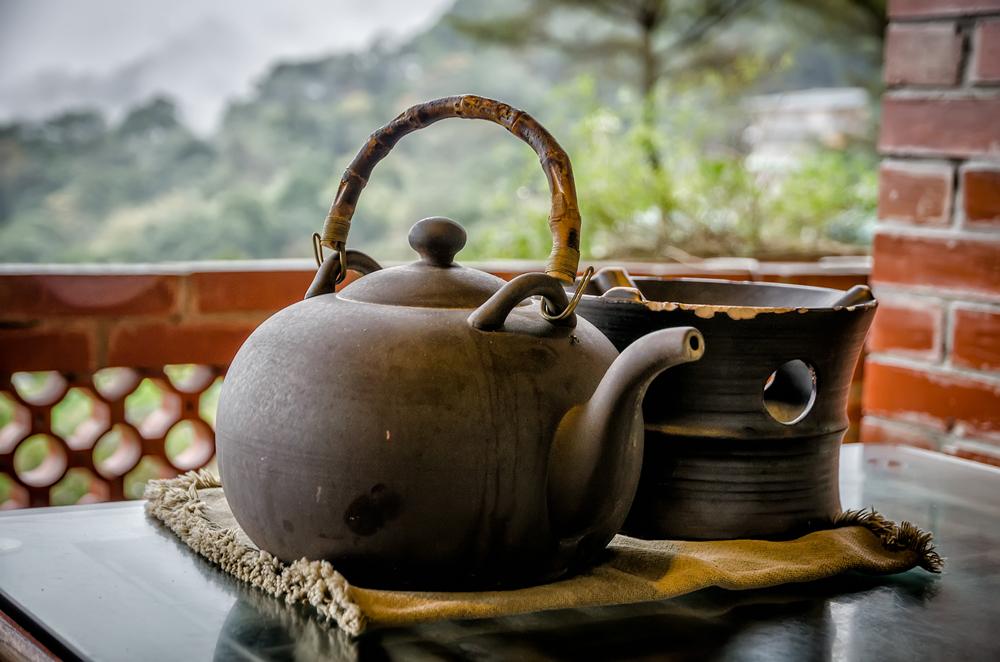 Tea is always a good idea!