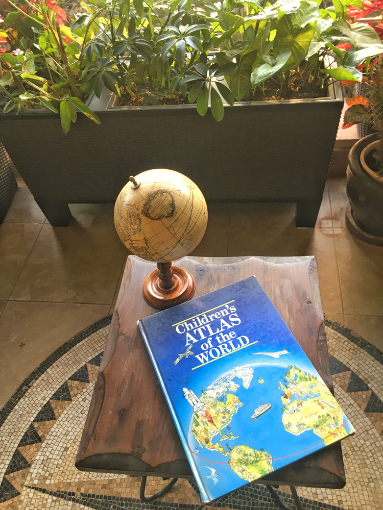The Atlas that started it all!