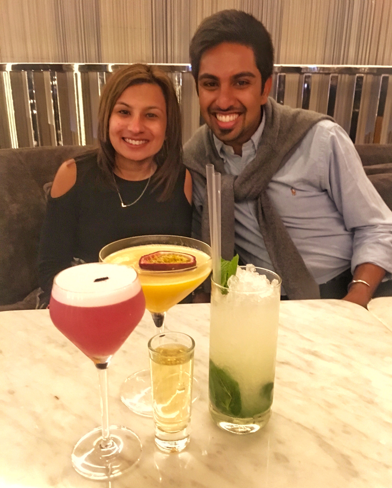 Bloggers and Cocktails at The Bulgar Hotel: thank you for a wonderful time #thedynamicduo!