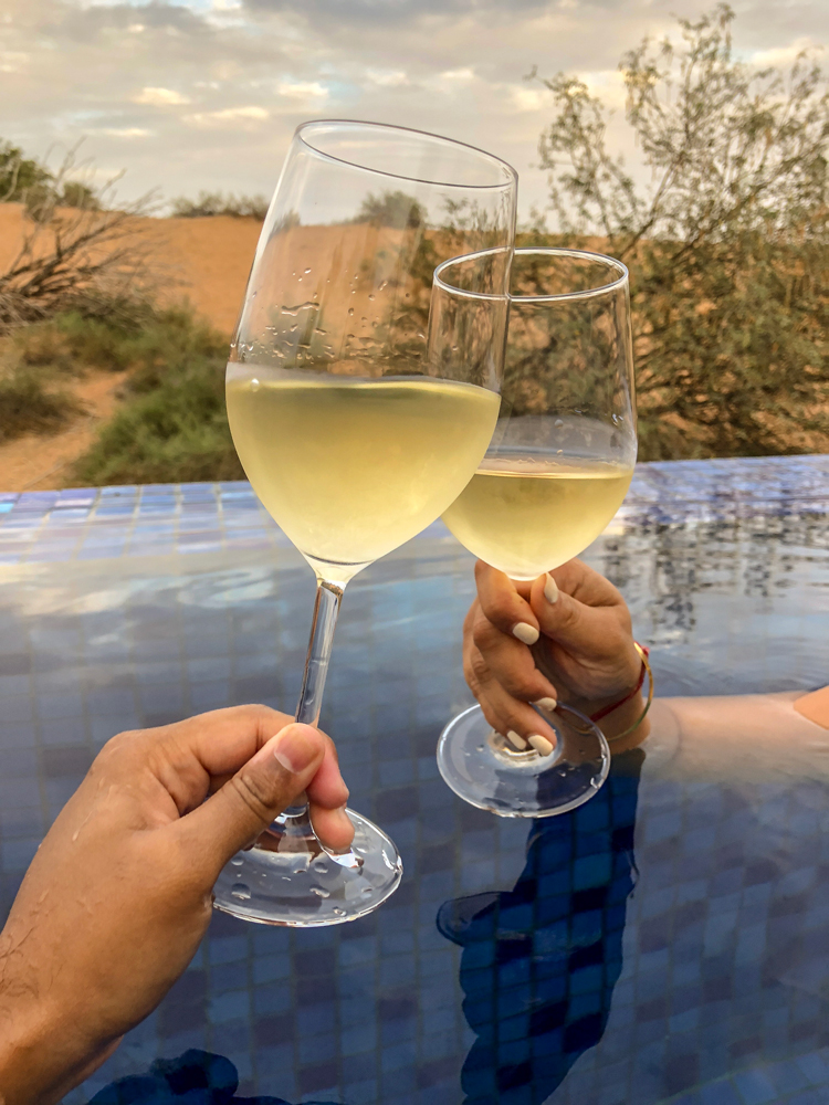 Cheers to Luxury Travel!