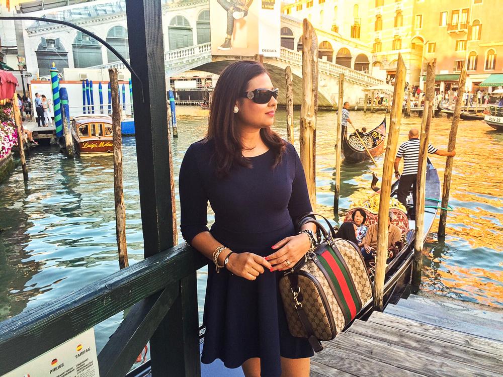Feeling fab in Venice!