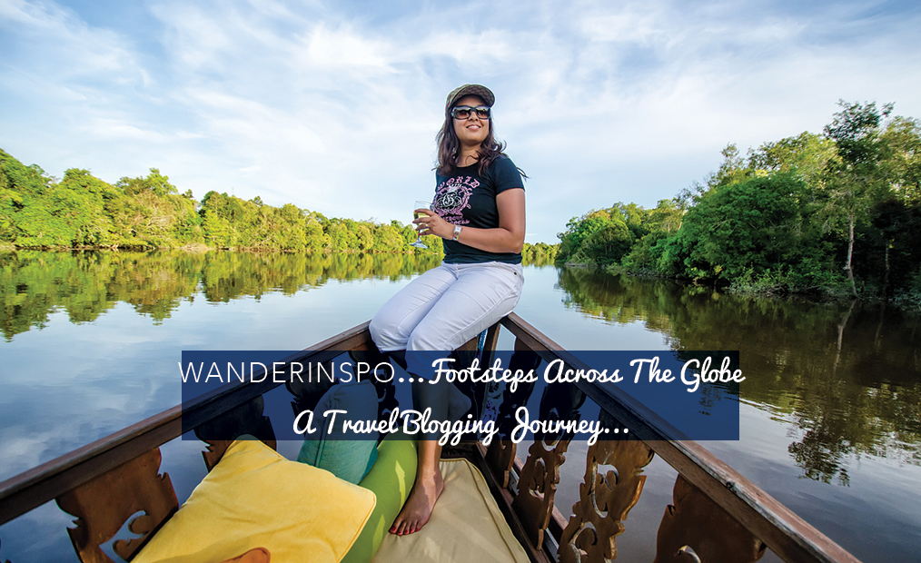 WanderInspo…Footsteps Across The Globe: A Travel Blogging Journey