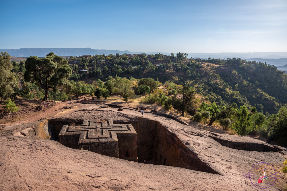 Bet St George in Lalibela