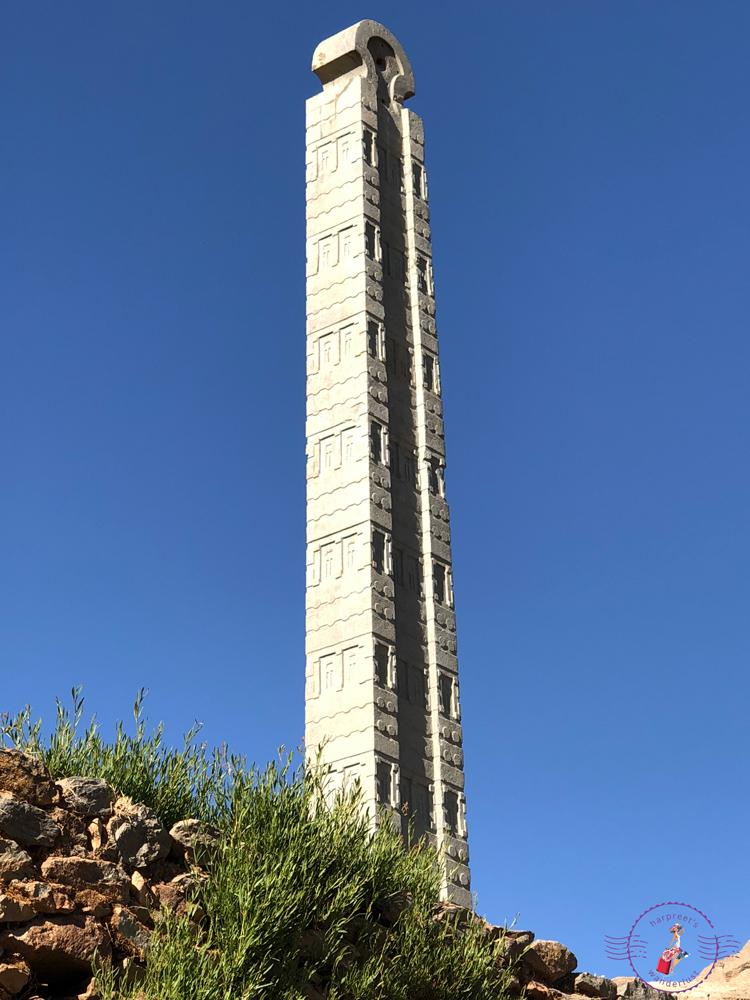 Stellae in Axum