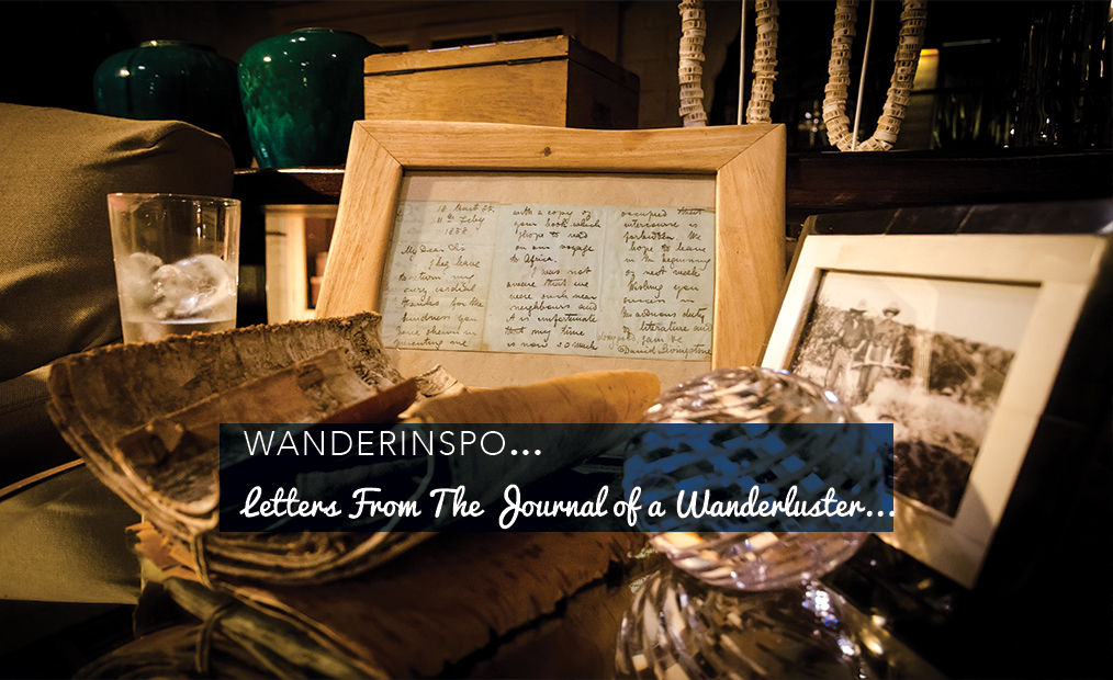 WanderInspo…Letters From The Journal Of A Wanderluster