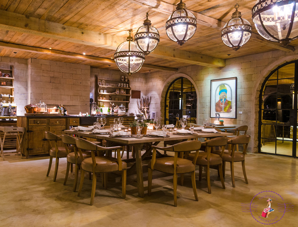 The Farmhouse Dining Room - A beautiful setting for dinner