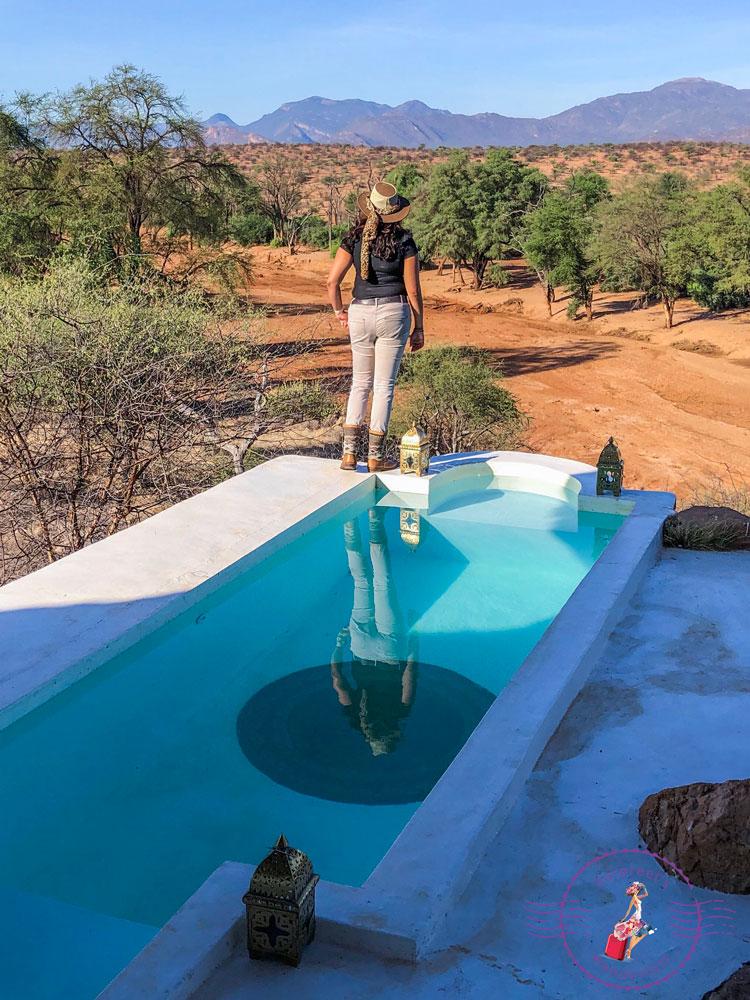 Sasaab Samburu: Bespoke luxury in the heart of Kenya