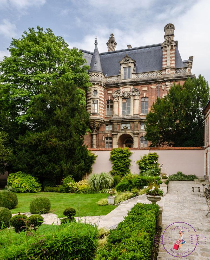 Maison Belle-Epoque at Perrier-Jouët