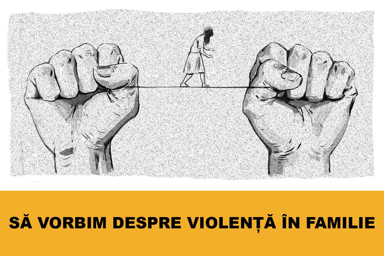 Semnal de alarmă: violenţa în familie este în ascensiune