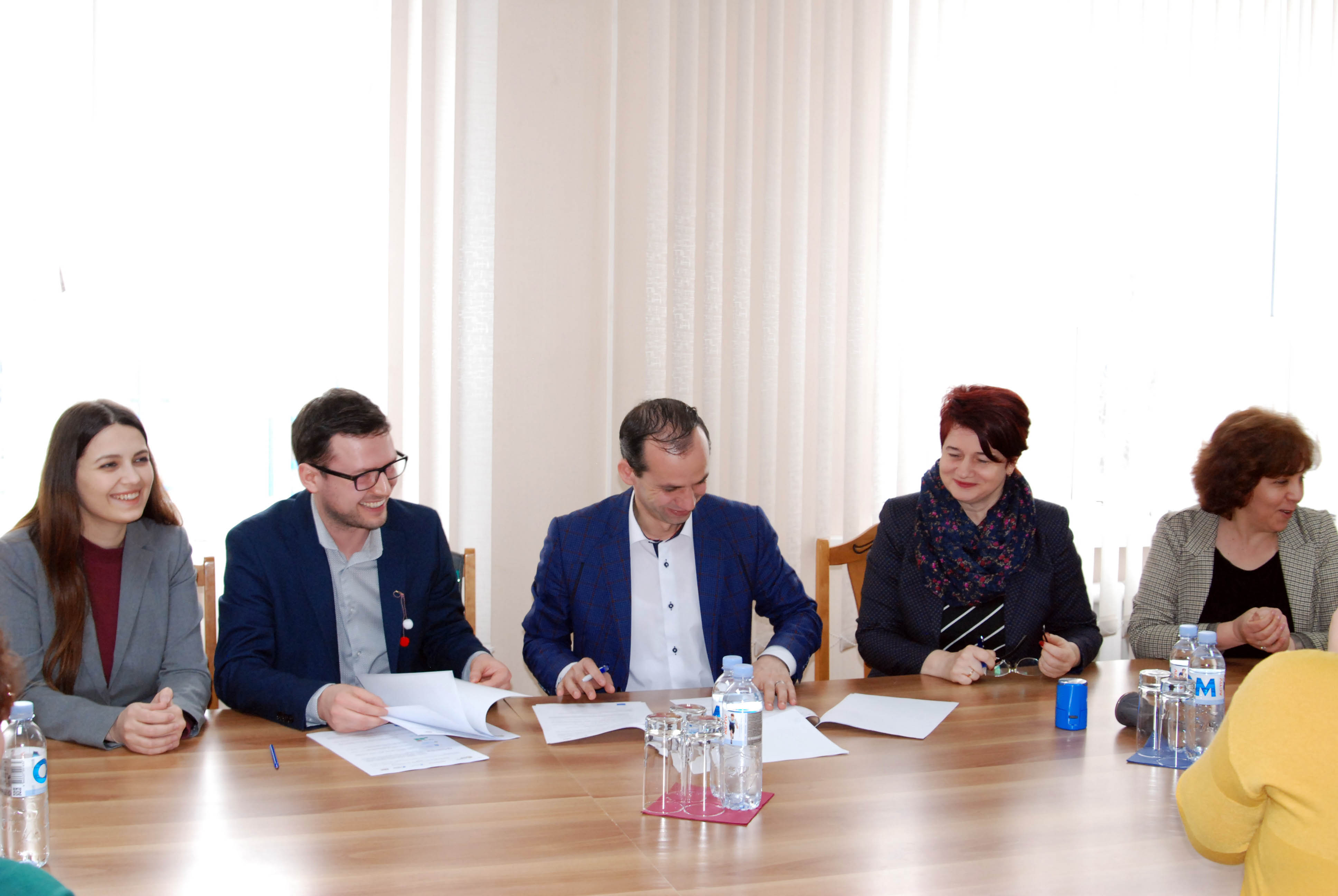 La Leova, Cantemir și Cahul,  a fost semnat un Memorandum  cu administrațiile publice locale