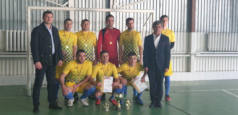 Ediția a VII-a a Cupei președintelui  raionului Cimișlia la minifotbal
