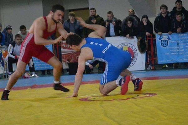 Luptătorii de la Leova s-au evidențiat  la un turneu internațional