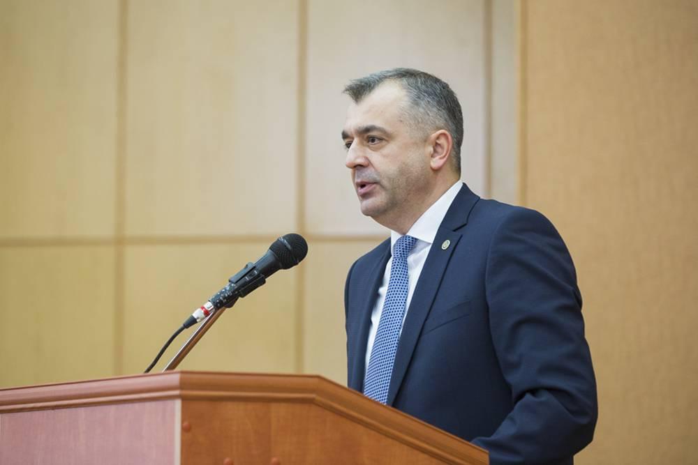 Vizita de lucru a premierului  Ion Chicu în raionul Cimișlia