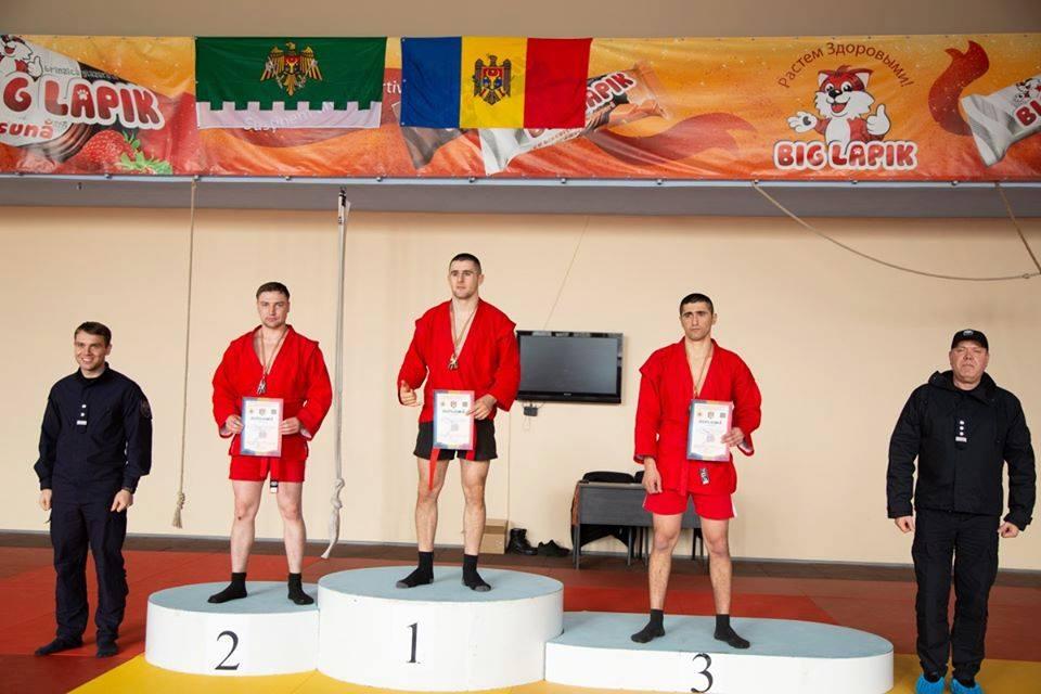 Mircea Bragagiu, dublu campion la sambo
