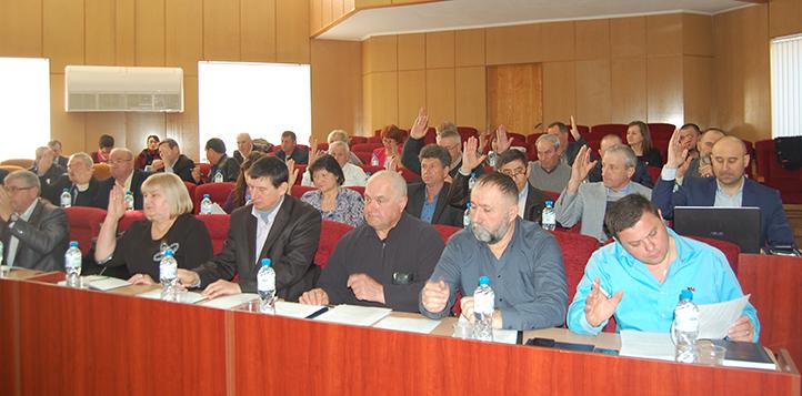 Consiliul Raional Cimișlia  s-a întrunit într-o ședință ordinară