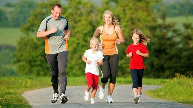 Putem avea parte de multe bucurii ducând un mod de viață sănătos