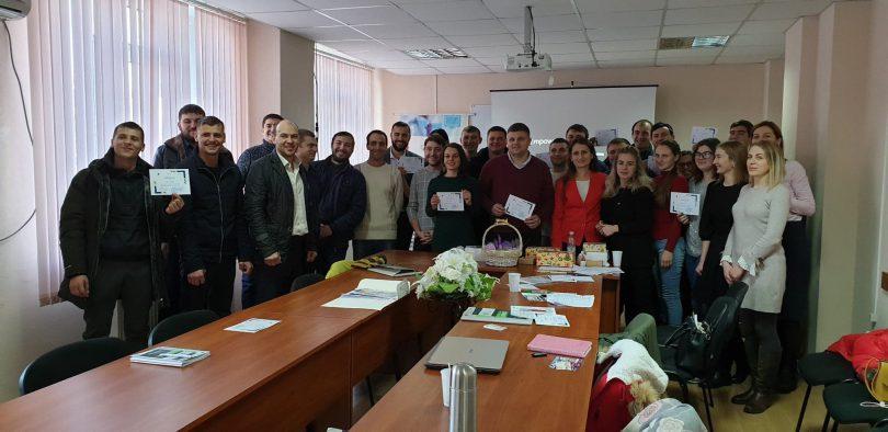 Dezvoltarea afacerilor de către tineri  antreprenori din raionul Ștefan Vodă