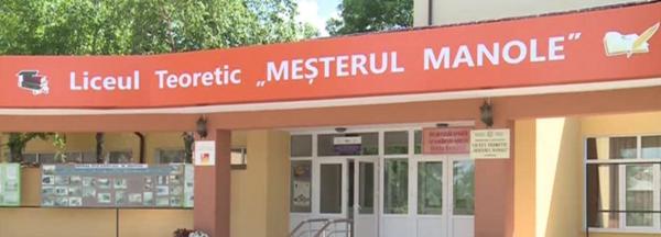 """Liceul Teoretic """"Meșterul Manole""""  de la Sălcuța, raionul Căușeni, a fost  renovat"""