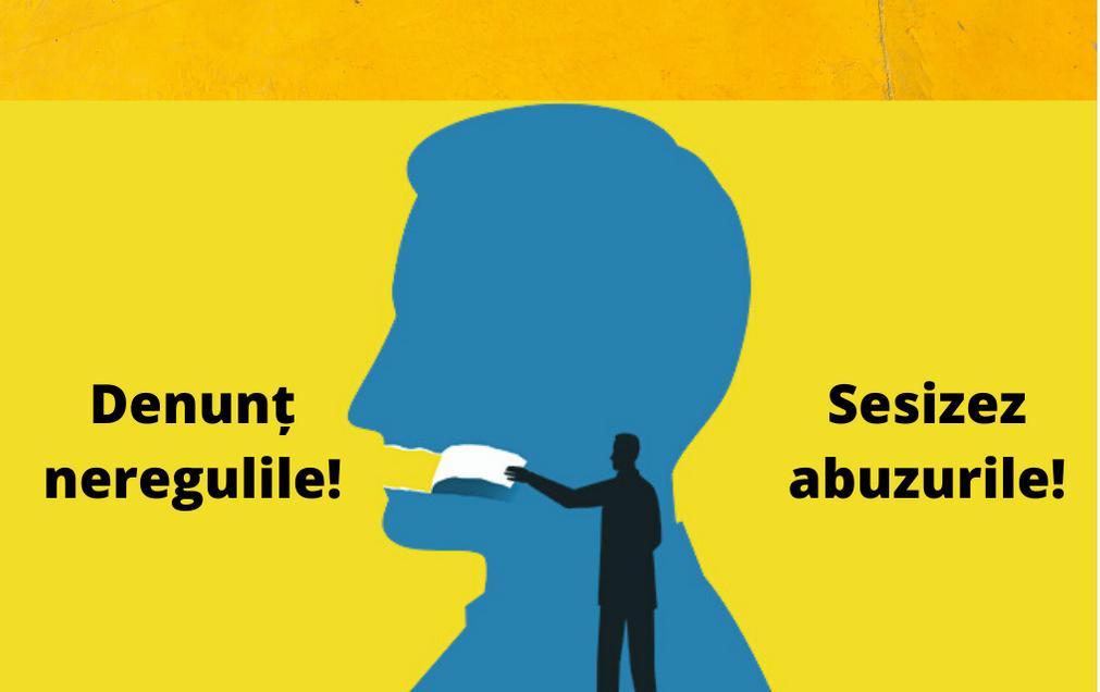 Campania Națională pentru o Justiție Sănătoasă - Avertizorii de integritate și interesul public: ignorarea problemelor ne poate costa prea mult