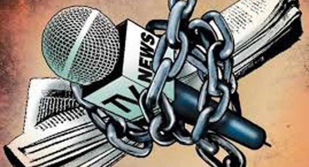 Pe timp de pandemie, libertatea presei degradează