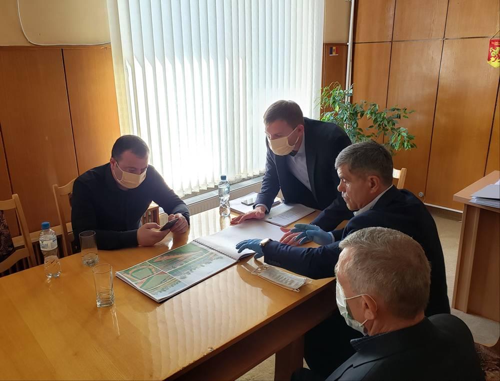 Activități organizate și susținute  de către Consiliul Raional Cimișlia