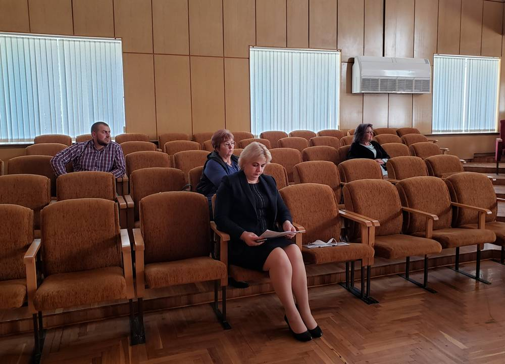 O nouă ședință a Comisiei pentru  Situații Excepționale din raionul Cimișlia