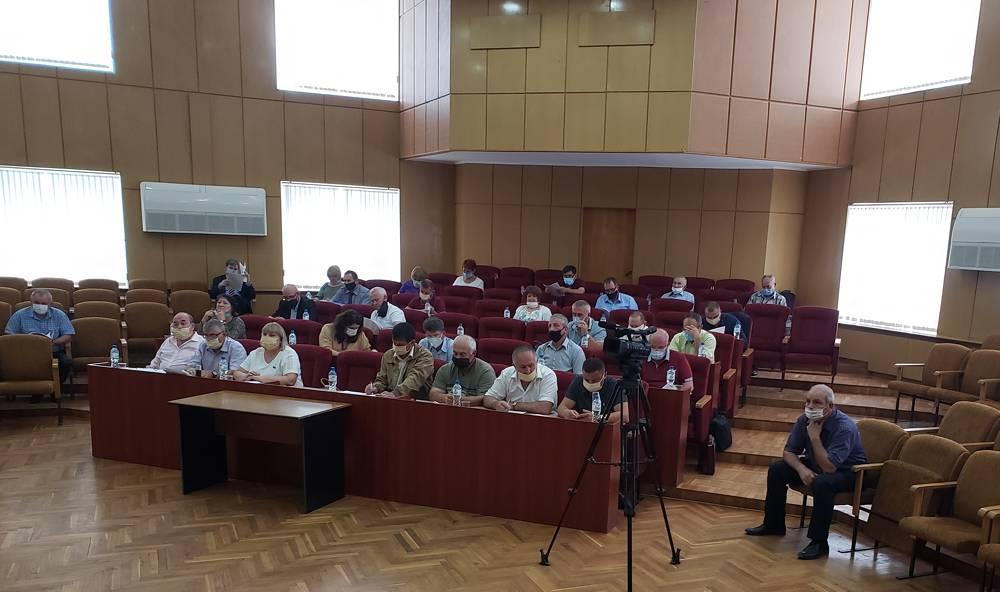Activități ale Consiliului Raional Cimișlia