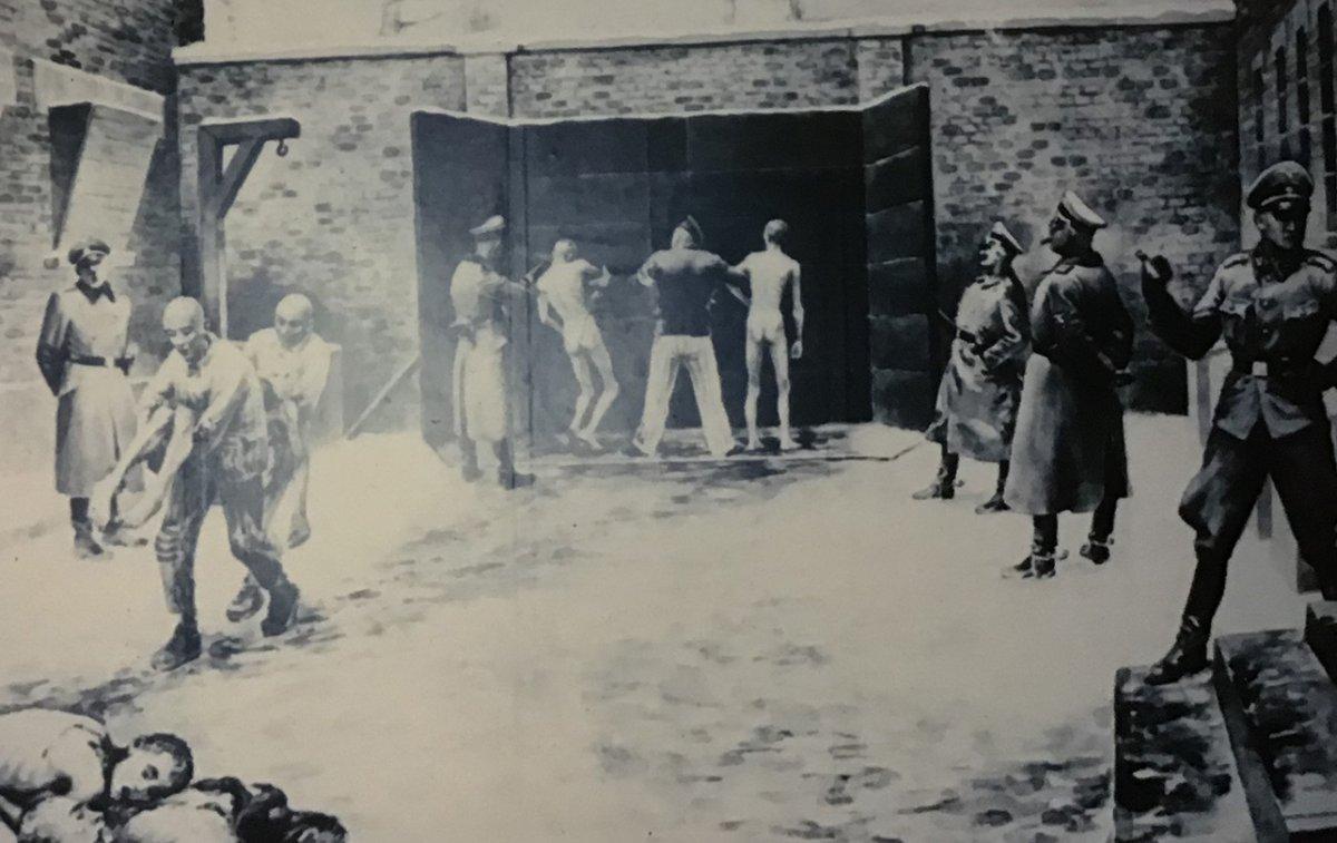 """""""Doamne, fă-mă mut,  ca să nu ajung la Dachau!""""  mne, fă-mă mut,  ca să nu ajung la Dachau!"""""""