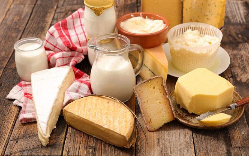 Producătorii agricoli din raionul Căușeni nu-și pot vinde lactatele