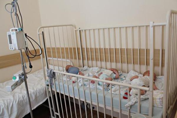 Secția Pediatrie de la Spitalul Raional din Căușeni, încă închisă în carantină