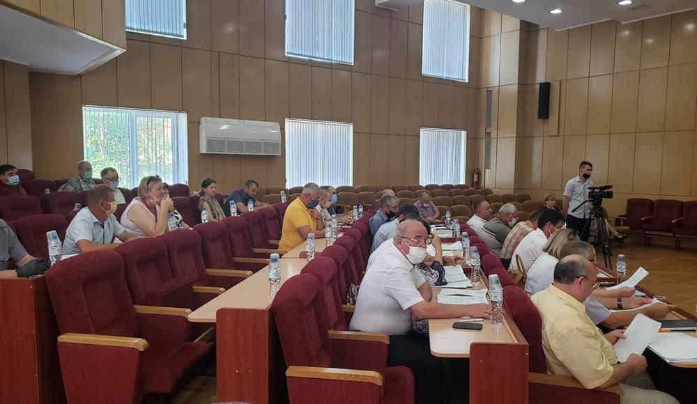 Activități organizate și susținute  de Consiliul Raional Cimișlia