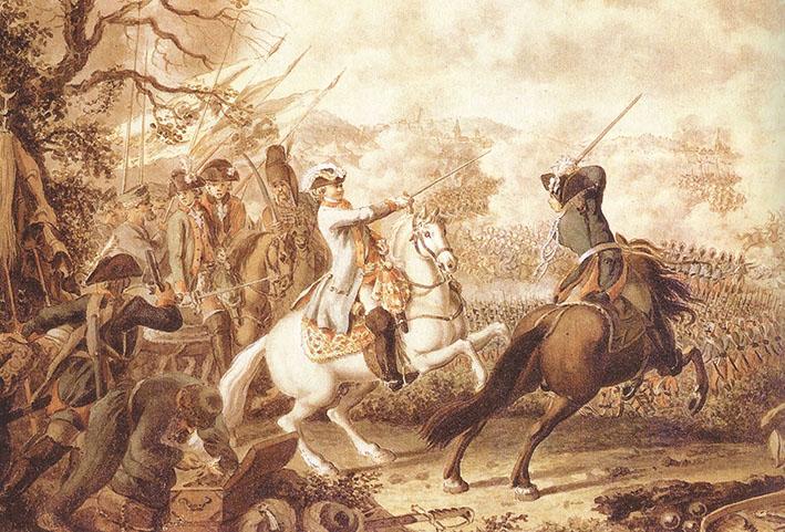 PAGINI DE ISTORIE: Bătălia de la Cahul