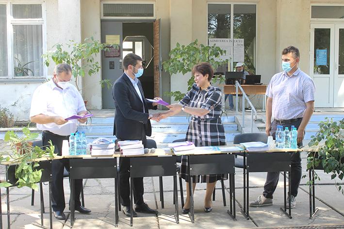 La Leova a început implementarea a două proiecte
