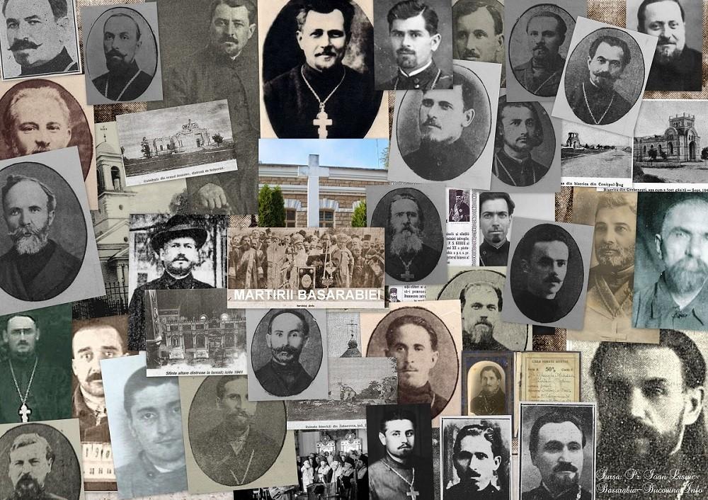 Preoți basarabeni martirizați în primul an de ocupație sovietică (1940-1941)