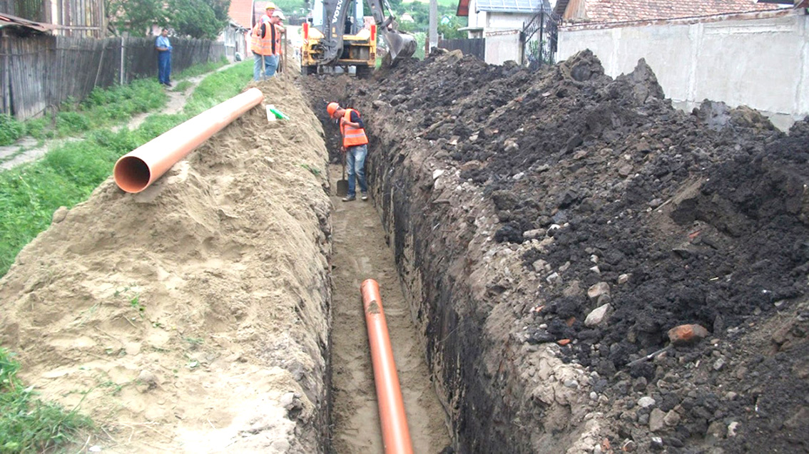 Ecaterinovca și Cimișlia au îmbunătățit serviciile de canalizare pentru populație