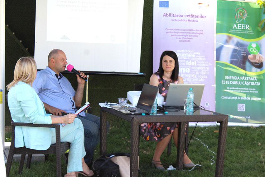 Proiect care va mobiliza cetățenii activi din Cantemir