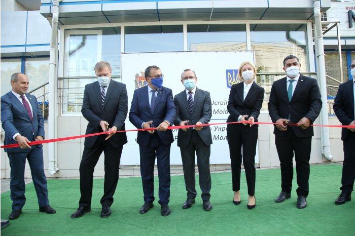 La Comrat a fost deschis Consulatul onorific al Ucrainei