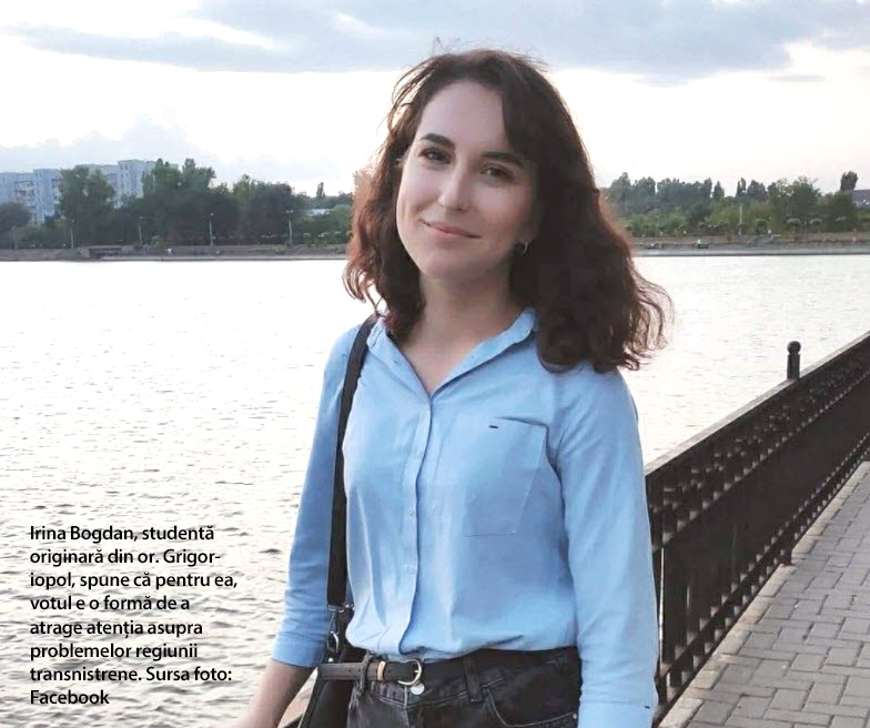 """O alegătoare din regiunea transnistreană: """"Întâi noiembrie este o posibilitate bună de a reaminti că noi, la fel, existăm..."""""""