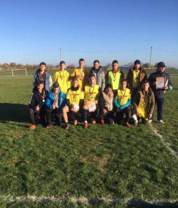 Fotbal pe pâine: cele mai bune echipe din raionul Cimișlia și-au adjudecat Cupa satelor
