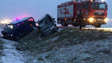 Accident tragic pe traseul Chișinău-Cimișlia. Sunt victime