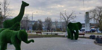 Peste 600 de mii de lei investiți, în luna decembrie, în parcul de la Căușeni