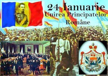 Spectacol la Cantemir cu ocazia Unirii Principatelor Române