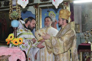 "Clipe de bucurie și smerenie în parohia ,,Sf. Nicolae"" din Cenac, Cimișlia"