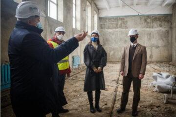 Gimnaziul din Feşteliţa, Ștefan Vodă, reparat capital cu susținerea USAID