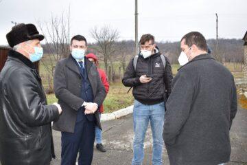 Experții de la Agenția Cehă pentru Dezvoltare au realizat o vizită de lucru în orașul Leova
