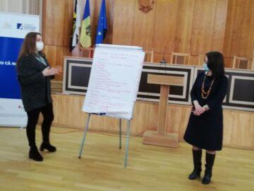 Dezvoltarea serviciilor pentru copiii cu dizabilități și Cerințe Educaționale Speciale din raionul Leova puse în discuție în cadrul unei activități pe 25 martie