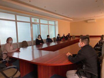 Tinerii din raionul Cantemir doresc crearea unui Centru de Tineret la ei în oraș