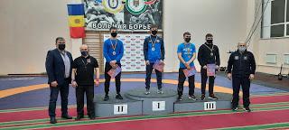Sportivii din Leova au obținut medalii de aur la Campionatul Republicii la lupte libere, vârsta U-23