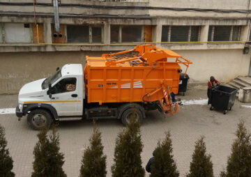 Cu ajutorul Uniunii Europene, primăria Cimișlia modernizează managemenul deșeurilor menajere solide